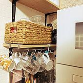 古民家/収納棚/かご収納/キッチン/収納DIY ...などのインテリア実例 - 2020-11-24 00:56:02