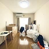 6畳ワンルーム/6畳/ひとり暮らし/狭い部屋/雑貨...などのインテリア実例 - 2021-01-20 10:45:59