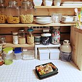 キッチン/おはようございます٩(*´꒳`*)۶/旦那さん用/お弁当のインテリア実例 - 2021-04-23 07:39:05