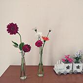 部屋全体/ガーデニング/庭のお花/お花のある暮らし/植物のある暮らし...などのインテリア実例 - 2021-06-13 09:48:50