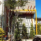 にわDIY/ホームセンター/DIY/庭/庭改造中...などのインテリア実例 - 2021-09-23 14:55:37