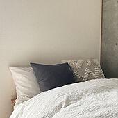 ベッド/クッション/ベッド周りのインテリア実例 - 2020-10-18 14:43:14