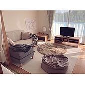 マンション暮らし/無印良品/IKEA/ニトリ/ファブリックポスター...などのインテリア実例 - 2021-04-27 16:26:22
