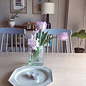 アートのある暮らし/観葉植物/DIY/一人暮らし/リノベーション...などのインテリア実例 - 2021-02-22 12:51:40