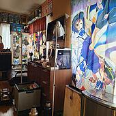 壁/天井/遊び/趣味/趣味部屋/楽しみ...などのインテリア実例 - 2021-05-19 03:56:11