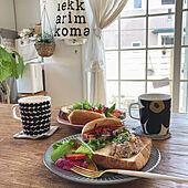 マグカップ/ランチ/コーヒータイム/花のある暮らし/緑のある暮らし...などのインテリア実例 - 2021-05-04 08:16:55