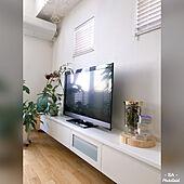 DUO/クレンジング/2階リビング/オークの床/観葉植物...などのインテリア実例 - 2020-08-09 14:35:18