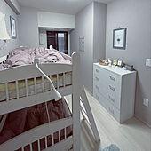 ベッド周りのインテリア実例 - 2021-05-06 21:18:39