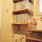 棚/床にものを置かない/北欧/2階LDK/掃除しやすい家...などのインテリア実例 - 2021-07-27 14:16:10