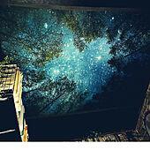 壁/天井/団らんスペース/夜空/イベント参加します♡/男前...などのインテリア実例 - 2020-07-06 17:03:44