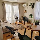 部屋全体/観葉植物のある暮らし/ネット通販/DIY/ダイソー...などのインテリア実例 - 2021-02-21 09:21:20