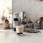 kawakamicoffee/ホワイトインテリア/コーヒーのある暮らし/丁寧な暮らし/暮らしを楽しむ...などのインテリア実例 - 2020-10-29 14:36:55