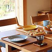 ダイニングテーブル/和モダン/木造住宅/すっきり暮らす/暮らし...などのインテリア実例 - 2021-05-30 14:00:03