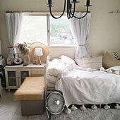 寝具/1K/古い家/1K 1人暮らし/賃貸でも楽しく♪...などのインテリア実例 - 2020-07-11 14:00:59