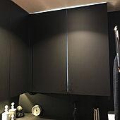 モノトーン/IKEA/アスティエ・ド・ヴィラット/無印良品/バス/トイレのインテリア実例 - 2021-03-03 11:18:40