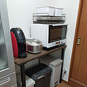 キッチン/モニター応募投稿/バリスタ/ダイソー/DIY...などのインテリア実例 - 2021-01-26 14:29:26
