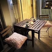 Churchil/IKEA/DIY/ハンドメイド/室外機カバーDIY...などのインテリア実例 - 2020-11-30 22:38:03