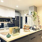 LIXILキッチン/モニター応募投稿/IKEA/シンプルが好き/モノトーン...などのインテリア実例 - 2021-01-26 18:00:54