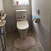 100均/ニトリ/モノトーン/バス/トイレのインテリア実例 - 2021-07-25 14:42:58