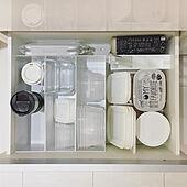 キッチン/引き出し収納/お弁当袋/箸箱/IKEA...などのインテリア実例 - 2018-02-02 18:45:09