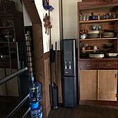 台所/食器棚/アクアクララ/ウォーターサーバー/木の家...などのインテリア実例 - 2020-12-11 14:31:23