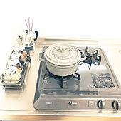 一人暮らし/IKEA/北欧/キッチンのインテリア実例 - 2020-06-06 17:27:35