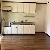 団地キッチン/団地暮らし/DIY/キッチンのインテリア実例 - 2021-04-19 15:08:42