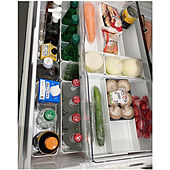冷蔵庫/冷凍庫/野菜室/冷蔵庫収納/冷凍庫収納...などのインテリア実例 - 2021-09-28 09:38:25