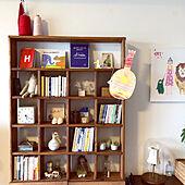 間接照明/飾棚/古家具/ガラスドーム/雑貨...などのインテリア実例 - 2021-05-04 20:08:25