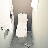 バス/トイレ/クイックルワイパー/リンネル/しまむら/狭いトイレ...などのインテリア実例 - 2021-07-23 09:33:54