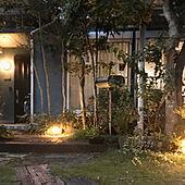 ポスト/ネコ室内飼い/雑木の庭/ひかりノベーション/新聞の取り込み...などのインテリア実例 - 2020-10-28 09:49:48