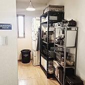 キッチン/セリア/3COINS/インダストリアル/niko and… ...などのインテリア実例 - 2020-04-21 14:53:10