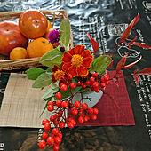 部屋全体/庭の花/秋/いいね♪いつもありがとうございます❤️/おはようございます☺︎...などのインテリア実例 - 2020-11-11 10:40:55