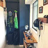 DIY/リノベーション/ジブリのある暮らし/無印良品/玄関/入り口のインテリア実例 - 2020-08-05 08:38:44