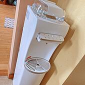 ウォーターサーバーのある暮らし/ウォーターサーバー/humming water/キッチンのインテリア実例 - 2020-09-23 13:38:29