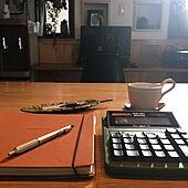 オシャレ文房具/シンプル/文房具大好き/マーキュリー/電卓...などのインテリア実例 - 2020-11-28 09:41:04