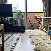 IKEA/賃貸マンション/築40年以上/北欧/NO GREEN NO LIFE...などのインテリア実例 - 2020-08-03 10:04:42