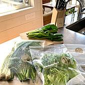野菜の保存/エコな暮らし/エコ/便利アイテム/愛用品...などのインテリア実例 - 2021-04-15 15:57:03