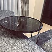 テーブル/シンプルモダン/モノトーン/リビングのインテリア実例 - 2021-05-08 09:30:45