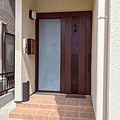 玄関/入り口/ニトリ/傘立て/泥除けマット/YKK玄関ドア...などのインテリア実例 - 2021-04-08 14:28:57