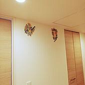 玄関/入り口/ドイツのオーナメント/鳥好きのインテリア実例 - 2021-03-04 12:11:05