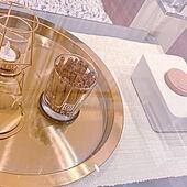sarasa design store/ホワイトインテリア/Francfranc/ゴールドインテリア/IKEA...などのインテリア実例 - 2021-03-08 00:46:07