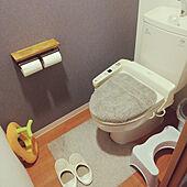 バス/トイレ/ニトリ/KEYUCAのインテリア実例 - 2021-03-03 12:34:12