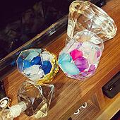 フランフラン/シーン タンブラー ダイヤ/Francfranc/ガラス/酒瓶...などのインテリア実例 - 2020-09-20 22:42:31