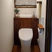 バス/トイレ/DIY/タンクレス風のインテリア実例 - 2021-04-12 23:23:14
