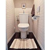 トイレマット/トイレ/BOHOインテリア/バス/トイレのインテリア実例 - 2021-06-17 19:43:52