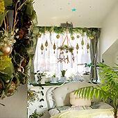 クリスマス/かわいいもの♡/グリーンのある生活/インテリア大好き/マンション暮らし...などのインテリア実例 - 2020-11-23 09:47:05