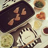 机/BRUNO/BRUNOホットプレート/焼き肉/おうち焼き肉...などのインテリア実例 - 2020-04-10 20:43:23