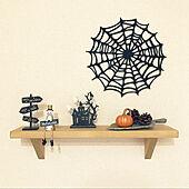 まつぼっくり/インターホン周り/100均/飾り棚/かぼちゃ...などのインテリア実例 - 2020-10-23 09:29:33