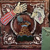 ティンパネル/ma macaron/アートと暮らす部屋/アート/マンションインテリア...などのインテリア実例 - 2021-05-07 07:47:53